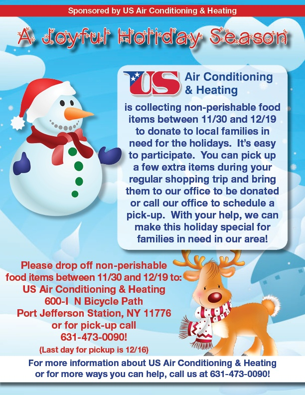 us air and heat food drive 2015 flyer Revised4